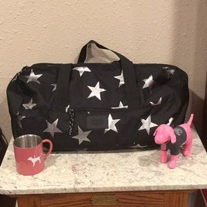 VS PINK duffle, mug and Mini dog